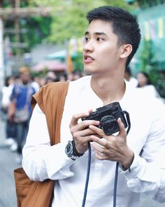 Asian Boys, Asian Men, Ideal Type, Thai Drama, Cute Faces, Thailand, Fashion Show, Korea, Handsome