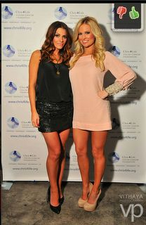 Emily Maynard looking gorgeous as always..love this dress..have these nude Aldo pumps & love them as well