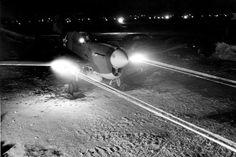 Gun calibration on a P-40 Warhawk  Beautiful Warbirds
