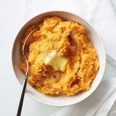 Mashed Butternut Squash | Williams Sonoma Mashed Butternut Squash, Roasted Butternut, Food Network Recipes, Food Processor Recipes, Thanksgiving Recipes, Thanksgiving Leftovers, Thanksgiving 2020, Winter Recipes, New Recipes