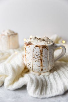 Happy National Hot Cocoa Day! Could this quite possibly be one of the greatest days of the year? Yes, indeed. Especially if you have a mug of this Espresso Hot Chocolate in hand! A day centered around warm, liquid chocolate in a cute little mug is a good day in my books. This Espresso Hot Read More