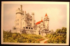 Casa Loma-Toronto Toronto, Ontario, Mansions, House Styles, Travel, Houses, Mansion Houses, Voyage, Manor Houses