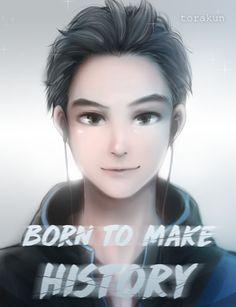 Yuri!!! on Ice ||| Yuuri Katsuki || Torakun Illustrations #yurionice #yoi #yuuri