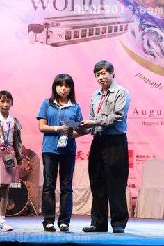 Closing Ceremony & Prize Giving of 9th Asia Pacific Harmonica Festival Official website - www.aphf2012.com / www.myharmonicawo.
