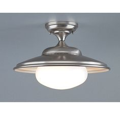 Hudson Valley Independence Semi Flush