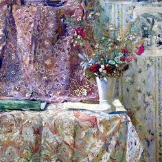 ALONGTIMEALONE: bofransson:   Fleurs (1904), Edouard Vuillard