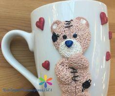 In love bear cup