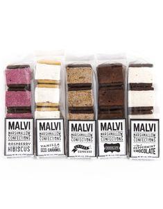 Malvi Original Sampler – Malvi Marshmallow Confections #yum Code: Oprah