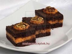 Krémes sütőtök szelet • Recept | szakacsreceptek.hu