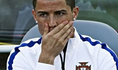 Portugal's Cristiano Ronaldo suffering from tendinosis before World Cup - guardian.