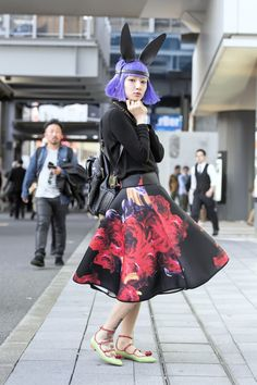 The Best Street Style from Tokyo Fashion Week – Vogue