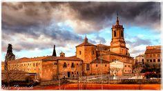 Santo Domingo de Silo, Monasterio Venedictino en Burgos Castilla León España