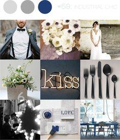 bloved-uk-wedding-blog-inspiration-board-industrial-chic-concrete-grey-petrol-blue