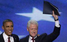What Bill Clinton Wrote vs. What Bill Clinton Said