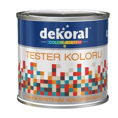 Tester Koloru - Produkty - Sieć sklepów z farbami - Studio Dekoral