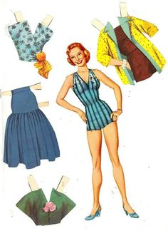 June Allyson* The International Paper Doll Society by Arielle Gabriel for all paper doll and paper toy lovers. Mattel, DIsney, Betsy McCall, etc. Join me at #ArtrA, #QuanYin5 Linked In QuanYin5 YouTube QuanYin5!