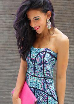 Hadia Ghaleb Day 5 Style Diary!