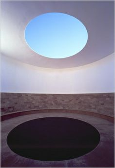 james turell . sky space #skyspaces #interior architecture #architecture #sky