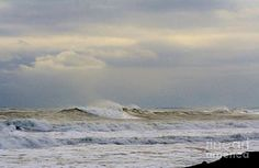 Photograph - Angry Atlantic by Barbara S Nickerson