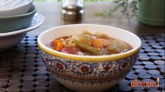 Cabbage Fat-Burning Soup Video