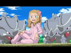 Giving Chase at the Rhyhorn Race! Pokemon Tv, Giving, Princess Zelda, Anime, Fictional Characters, Ash, Opportunity, Persecution, Racing