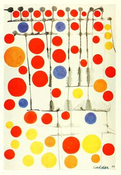 Alexander Calder on ArtStack - art online Art Lessons, Modern Art, Artist Inspiration, Alexander Calder, Kinetic Art, Art, Geometric, Abstract, Prints