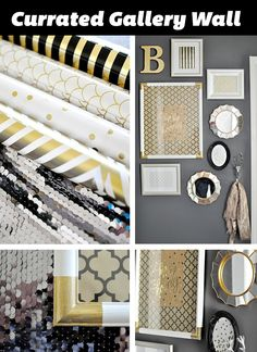 Four Tips to Design a Budget-Friendly Curated Gallery Wall