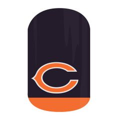 Get gameday style with Jamberry's NFL Collection. Our officially licensed NFL products feature your favorite team logo and colors so you can cheer your team to victory with 'Chicago Bears' on your nails.  #JamsByColey #Jamberry #NFLCollectionByJamberry