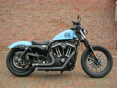 Shaw Harley-Davidson Used Bike Images Used Bikes, Cool Bikes, Motorcycle Paint Jobs, Retro Bikes, Custom Motorcycles, Custom Bikes, Dream Team, Cafe Racers, Bike Stuff