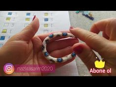 Beaded Jewelry Designs, Bead Crochet, Beads, Bracelets, Diy, Prison, Istanbul, Crocheting, Architecture