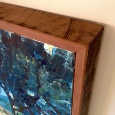 Picture of Floating Frame For Canvas
