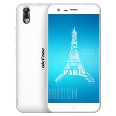 Ulefone Paris 4G features LTE connectivity and also has dual-SIM slot. The handset runs the latest Android 5.1 Lollipop operating system and sports a big 5-inch HD (1280 x 720 pixels) IPS OGS touchscreen