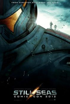 Still Seas Poster - Before the name was changed to Pacific Rim