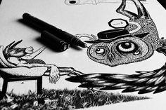 la herramienta Art, Tools, Illustrations, Drawings, Art Background, Kunst, Performing Arts, Art Education Resources, Artworks