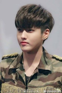 Rapper, Exo Facts, Korean Words Learning, Exo Album, Wu Yi Fan, Kris Wu, Fresh Face, Cute Anime Guys, Models
