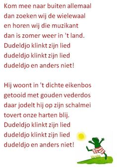 Sweet Memories, Childhood Memories, Dutch Language, Kids Songs, Music Lyrics, Sheet Music, To My Daughter, School, Animals