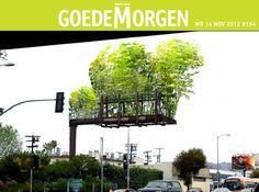 Pakhuis de Zwijger - GoedeMorgen! #154 Urban Air