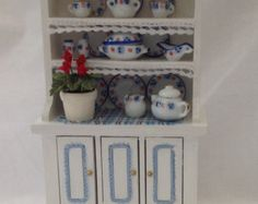 Dolls House Miniatures Handmade Nautical by LittleHouseAtPriory