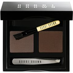 Bobbi Brown Women's Brow Kit (320 DKK) ❤ liked on Polyvore featuring beauty products, makeup, eye makeup, beauty, brown, colorless, eyebrow tweezer, eyebrow makeup, eye brow kit and eyebrow cosmetics