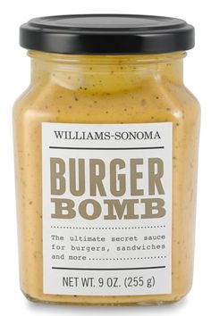 Burger bomb sauce http://rstyle.me/n/t5wfvnyg6