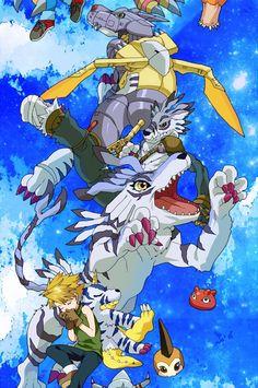Digimon ~ I love it.!