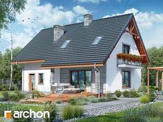 Dom w lucernie 7 Micro House, Pergola, Cabin, House Styles, Outdoor Decor, Home Decor, Design, Cupboard Design For Bedroom, Yurts
