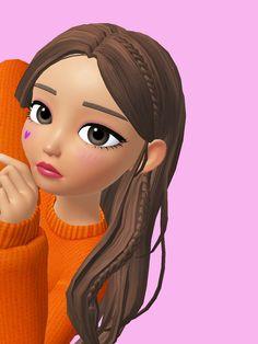 Maya Cartoon Girl Images, Girl Cartoon, Girls Image, Maya, Disney Characters, Fictional Characters, Best Friends, Animation, Illustrations