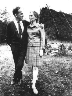 Director and Muse - Ingmar Bergman and Liv Ullmann  #ingmarbergman  #livullmann