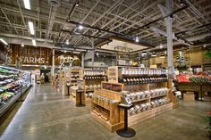 Fresh St. Farms store by King Retail Solutions, Surrey - Canada