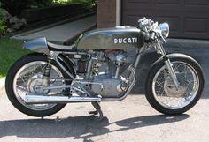 Garage Project Motorcycles Ducati single