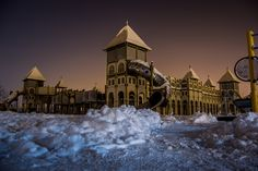 Castle of Fun by Alyna Christina on 500px