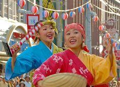 Uchinanchu Taikai Parade