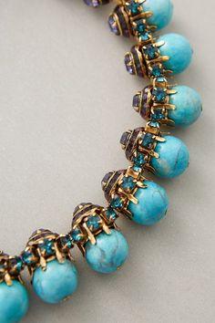 Everly Acorn Necklace - anthropologie.com