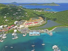 .he New East End Plaza At Red Hook St. Thomas Virgin Islands